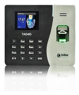 Lector Biométrico 3nstar Huellas Dactilares Ta040 Cuotas