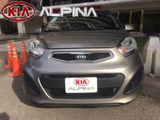 Kia Picanto 2013 At 1.2 Sensores De Estacionamiento