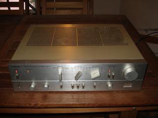 Amplificador Stereo Technics Su-v7 Excelente! Original 80 W