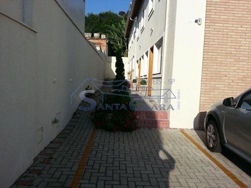 Imagem 1 de 15 de Excelente Sobrado Em Condomínio À Venda, Jardim Sabará, São Paulo - So4546. - Sc6243