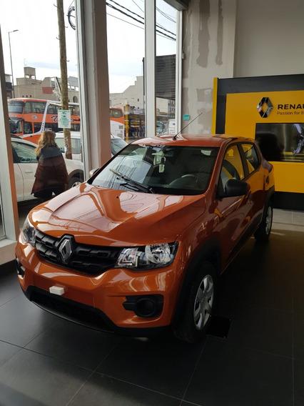 Renault Kwid 1.0 Sce 66cv Zen Plan Ob
