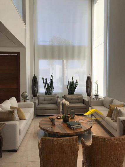 Casa Para Alugar No Bairro Alphaville Em Santana De - Vpgns2-29-2