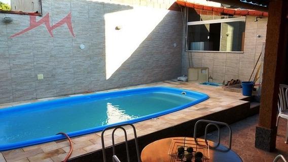 Casa Para Venda, 5 Dormitórios, Centro (manilha) - Itaboraí - 346