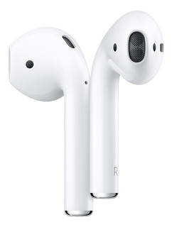 Audífonos inalámbricos Apple AirPods blanco