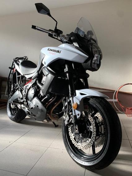 Kawasaki Versys 650 - 2012