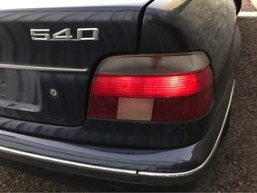 Sucata De Bmw 540 Seda V8 1996 Com Baixa Junto Ao Detran