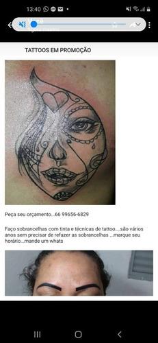 Imagem 1 de 5 de Tattoos Em Promoção