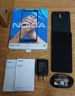 Celular Nokia 1 Plus Libre, Android Go Con Version 9 Pie