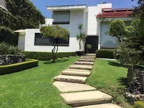 Preciosa Casa En Condominio En El Pedregal