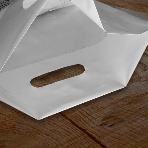 Bolsas Plasticas Tipo Boutique 40x50 Fuelle-refuer ( Grand )
