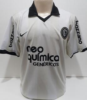 Camiseta Corinthians Ronaldo Centenário Ótimo Estado - Gw