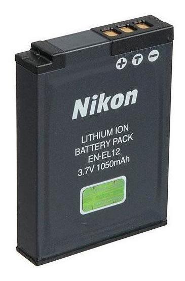 Bateria En-el12 Original Para Nikon Aw100 Aw110 Aw130