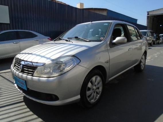 Renault Symbol Privilège 1.6 16v Hi-flex, Enq3624