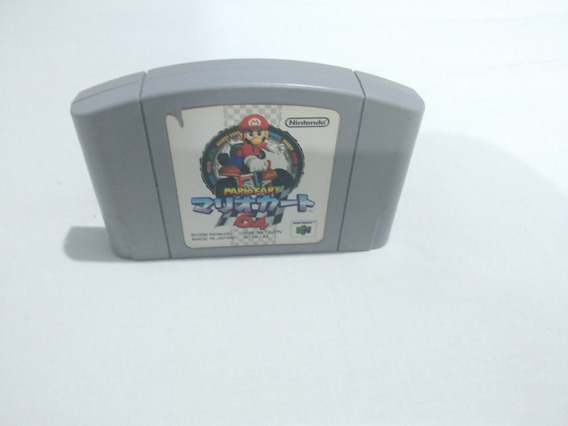 Mario Kart - Nintendo 64 Original Japonesa