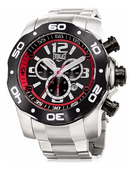 Relógio Everlast Esportivo Masculino E596 Cronógrafo