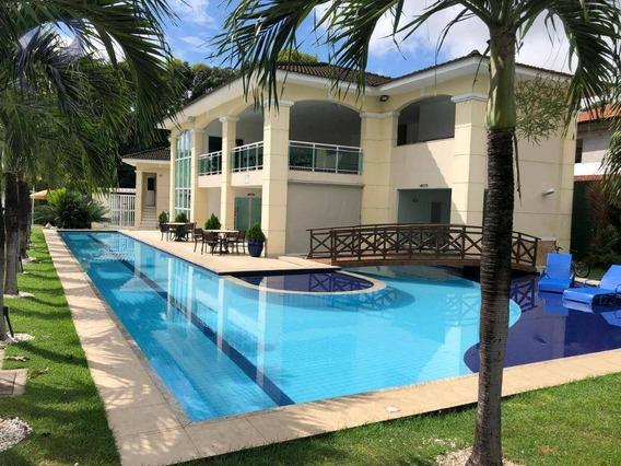 Casa Residencial À Venda, Lagoa Redonda, Fortaleza - Ca2427. - Ca2427