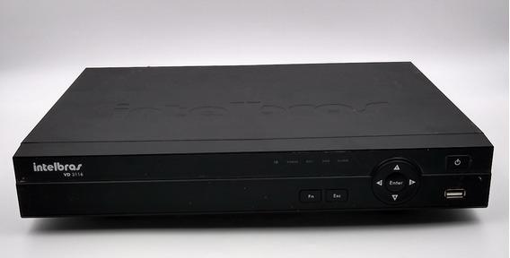 Gravador Digital De Vídeo Série 3000 - Dvr Vd3116