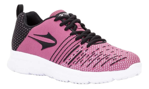 Zapatillas Topper Point 3 Rosa Oscuro Mujer Training