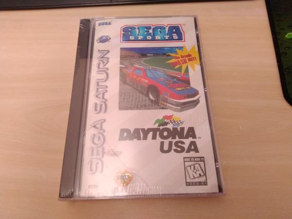 Daytona Usa Sega Saturn Lacrado
