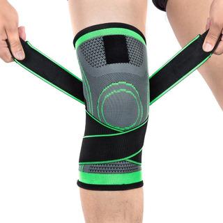 1pza Rodillera Knee Sleeves Power Correr Gym