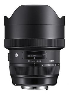 Objetivo Sigma 1224mm F 4 Dg Hsm Art Para Nikon F 205955