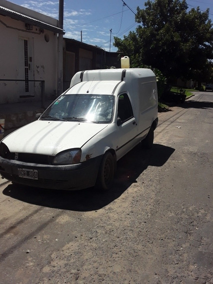 Ford Courier Motor Endura De