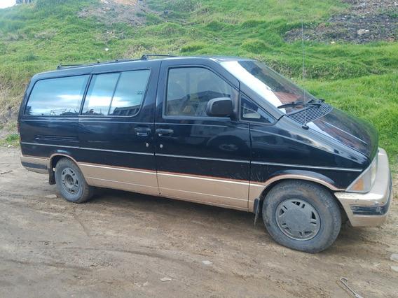 Ford Arestar Minivan Negra