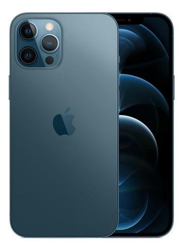 iPhone 12 Pro Max 512 Gb Azul-pacífico 1 Ano Garantia Apple