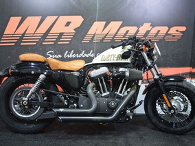 Harley Davidson - Forty Eight 1200 - 2014
