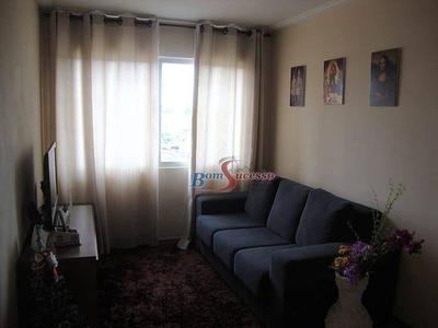 Apartamento Residencial À Venda, Vila Invernada, São Paulo. - Ap1863