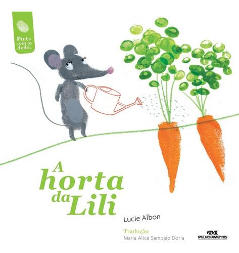 A Horta De Lili (capa Dura)