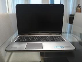 Notebook Dell Xps 17 + Fonte De Alimentação