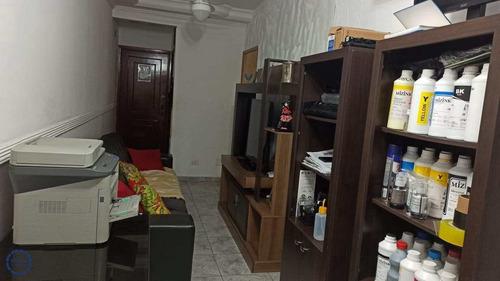 Apartamento Com 2 Dorms, Centro, São Vicente - R$ 380 Mil, Cod: 19145 - V19145