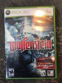 Wolfenstein Xbox 360 Barato