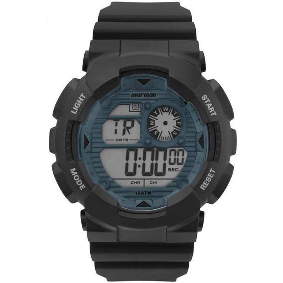 Relógio Mormaii Masculino Mo3415d/8a C/ Garantia E Nf