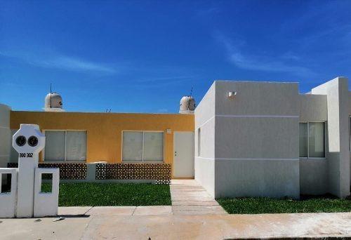 Fraccionamiento Almasur Mérida, Modelo Ventura, 2 Habitaciones.