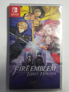 Nintendo Switch-fire Emblem Three Houses