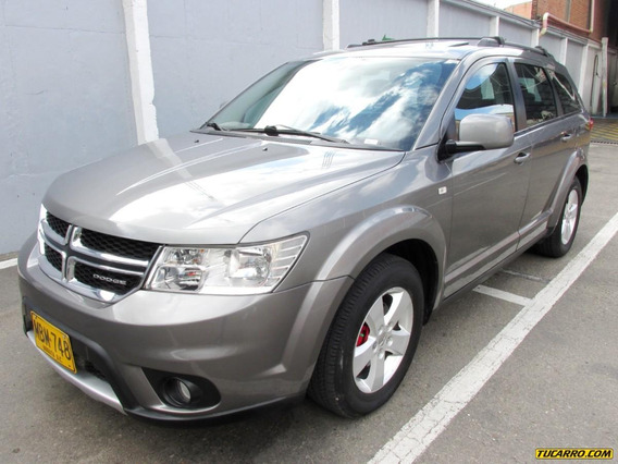 Dodge Journey 3.6 Aa At Stx 7 Psj