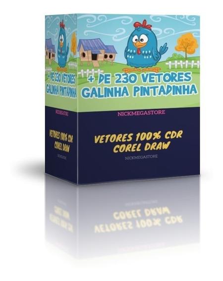 + 230 Vetores Galinha Pintadinha