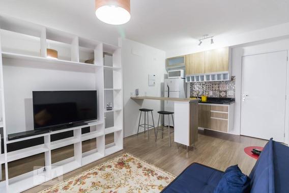 Apartamento Para Aluguel - Picanço, 1 Quarto, 38 - 892840204