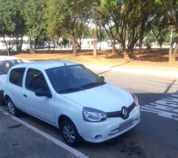 Renault Clio 1.0 16v Authentique Hi-power 3p 2015