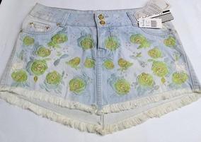 Saia Jeans Barata Tam 42 Ponta De Estoque Última Peça Moda