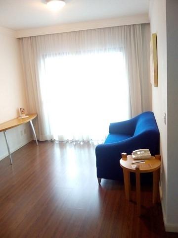Flat Para Venda, 1 Dormitórios, Parque Monte Libano - Mogi Das Cruzes - 2862