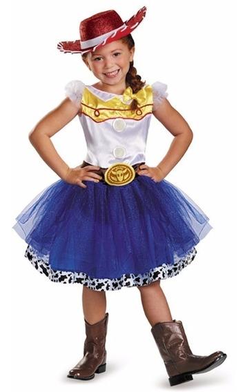 Disfraz Jessie Vaquerita De Lujo Toy Story