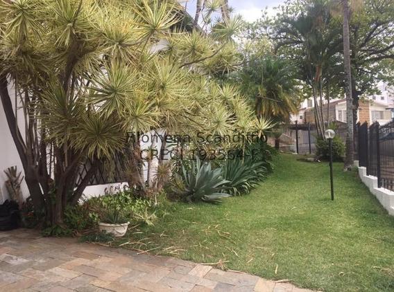 Casa Com 4 Dorms Em Campinas - Jardim Nossa Senhora Auxiliad - 28