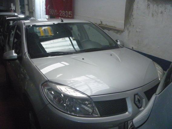 Renault Sandero 1.0 Prata Expression Hi 2010/2011