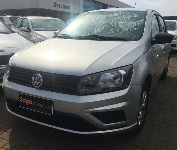 Volkswagen Gol 1.0 Mi Trend 4p