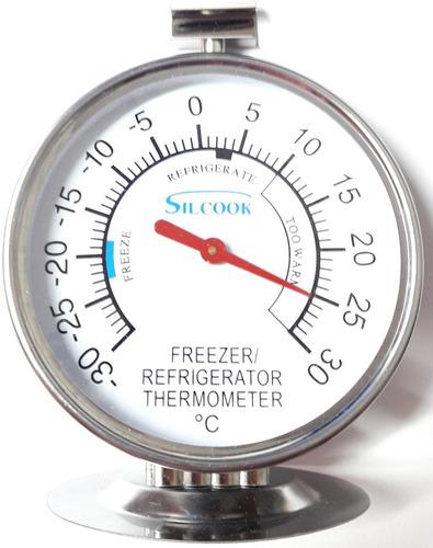 Termometro Silcook Para Freezer -30º C / +30ºc