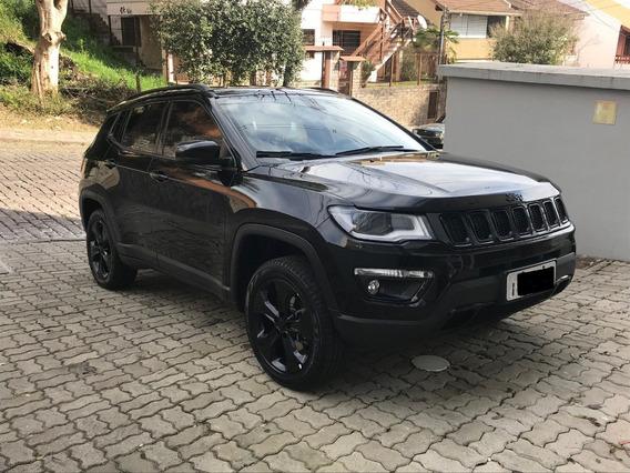 Jeep Compass Diesel Night Eagle 4x4 2018 Único Dono