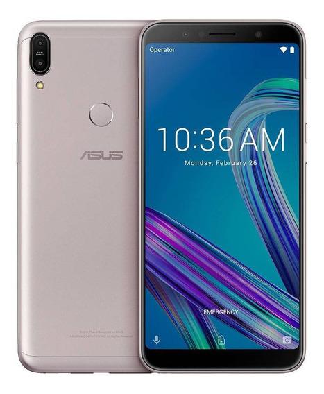 Smartphone Asus Zenfone Max Pro M1 64gb, Tela 6 Pol - Prata